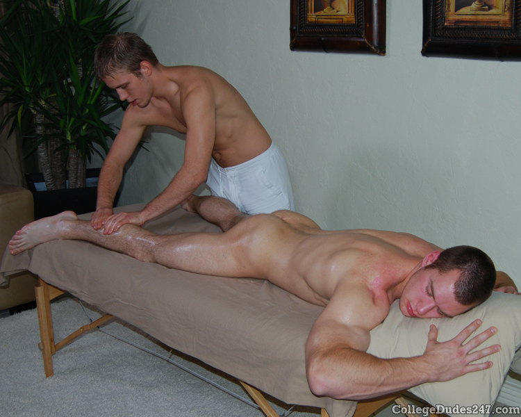 Male on male massage videos