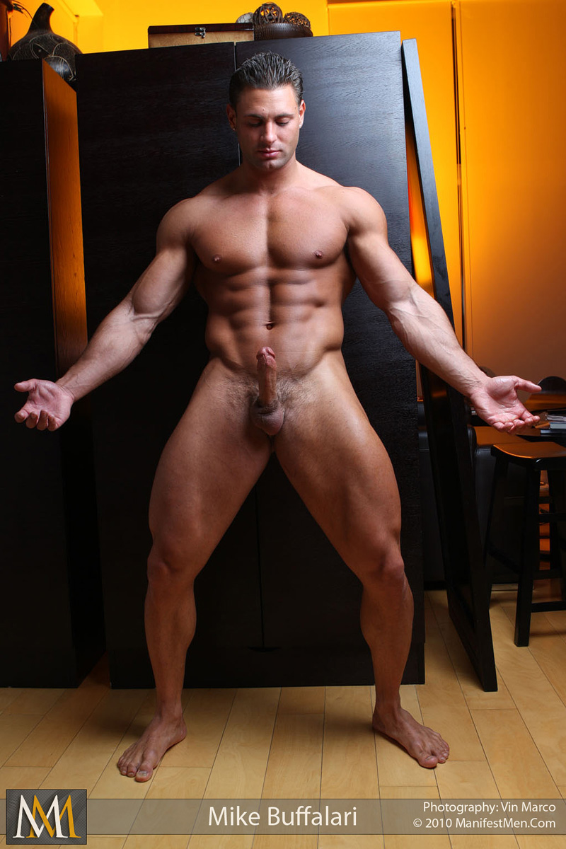 handsome buff men naked