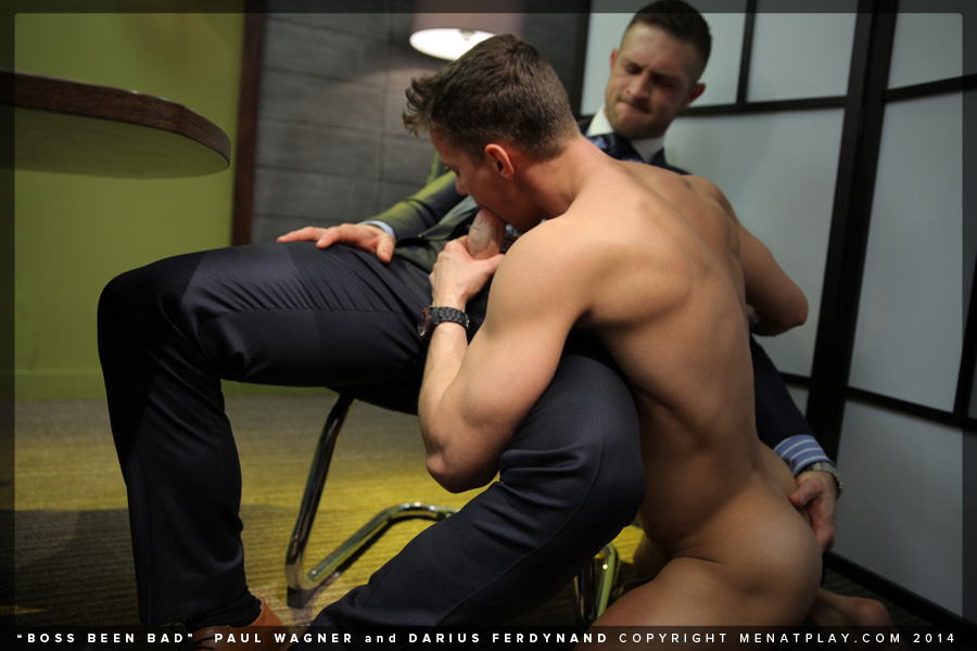 Something is. sex gay men at play
